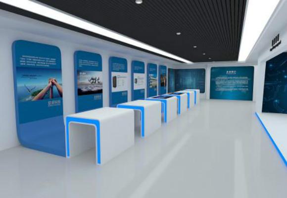 从不同的角度来展示展厅设计的效果:深圳展厅设计公司
