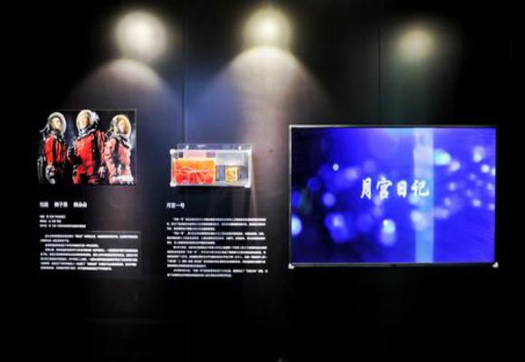 《流浪地球》主题展览 科幻与科技相映成趣-深圳展厅设计