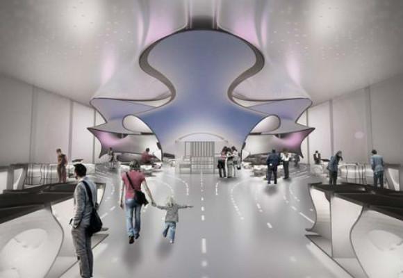 深圳展厅设计是展示设计的一种如何发挥出能营造出活跃的