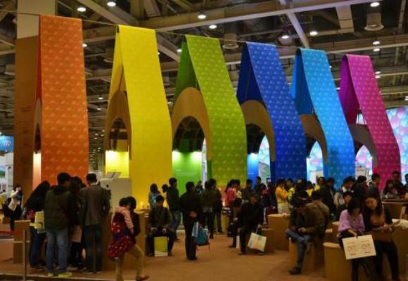 商业化的市场经济离不开博览会和展销会-展会搭建