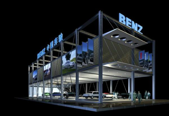 企业展厅设计的水平和层次与受众设计方向