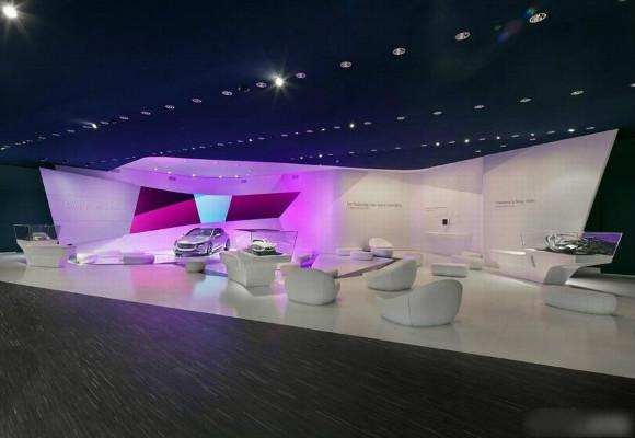 企业展厅设计技术与展会搭建设计经验