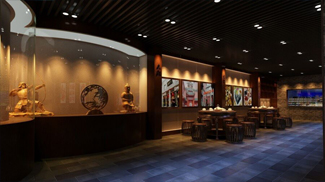 陶瓷馆展厅