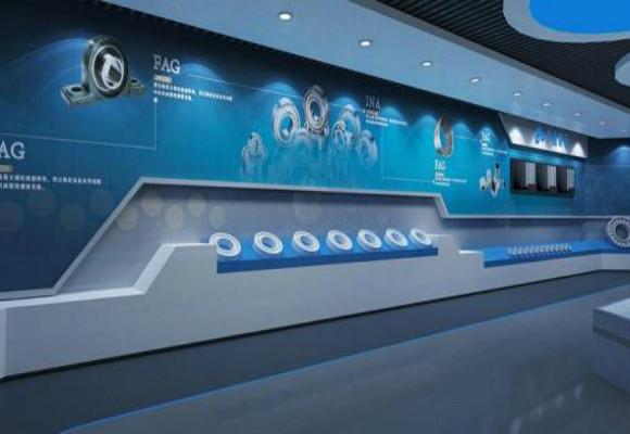 企业展厅设计认清这几点才能够明确定位