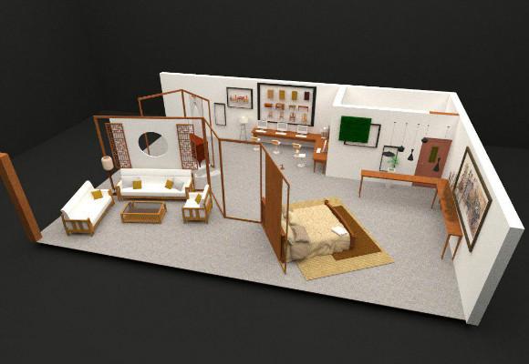 家具展厅设计的注意事项?深圳展厅设计公司分享