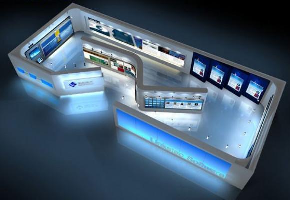 深圳展厅设计