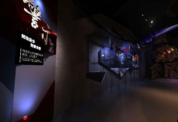 深圳展厅设计(数字)