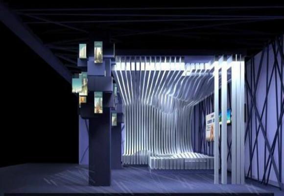 展厅设计深圳之都