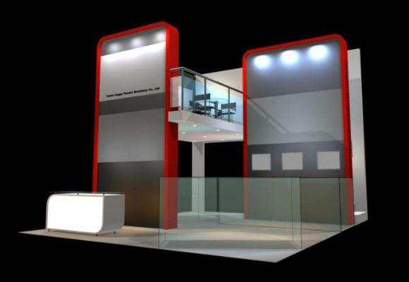 展台设计如何才能有亮点的突出?香港展台设计