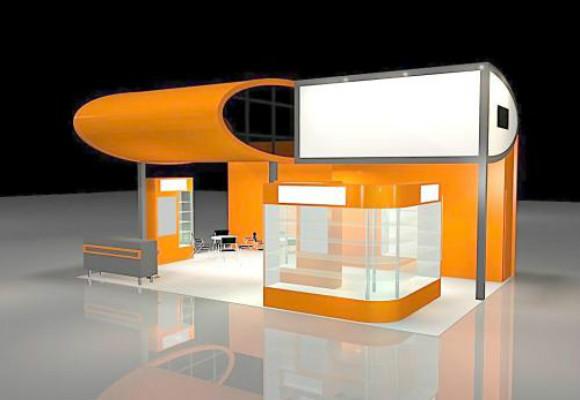 展台设计可以最终转化为客户的可能性在于深圳展台设计