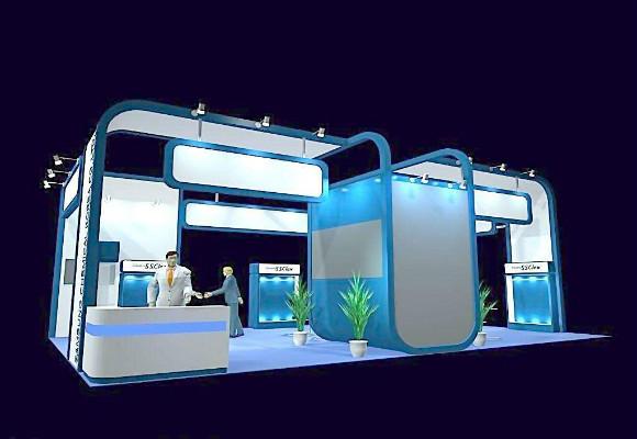 企业展厅设计效果要看的出决定性的作用-深圳展厅设计