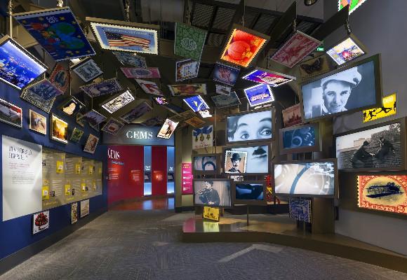 深圳展厅设计之数字展厅