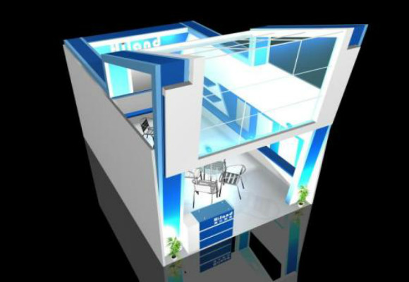 产品与环境相互融合深圳展会设计有技巧的