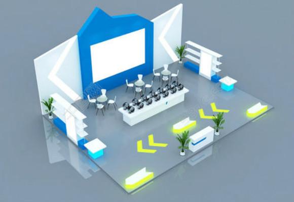 将企业的文化理念融入深圳展厅设计其中