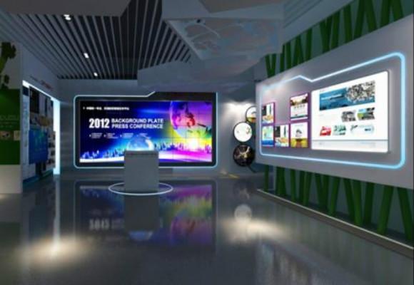 深圳展厅设计关注商业人流的动线组织