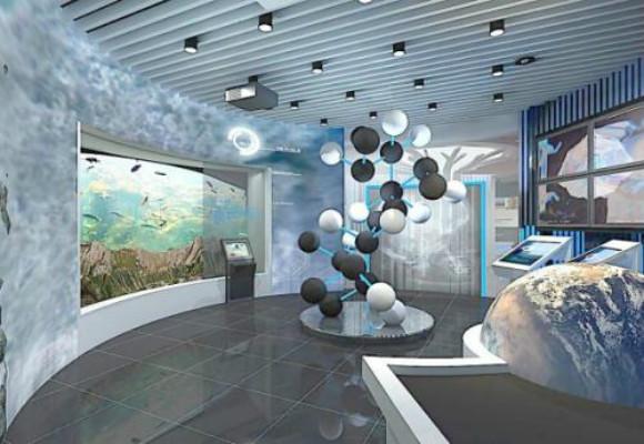如何把照明展会设计成高端高大上的感觉-深圳展会设计