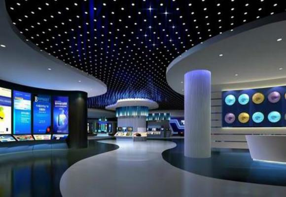 深展厅设计公司来体现公司的文化以及品牌形象效果