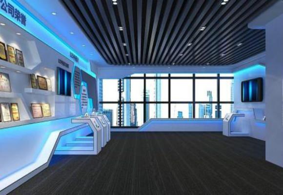 深圳展厅设计如何应对新的需求,很多新型应运而生