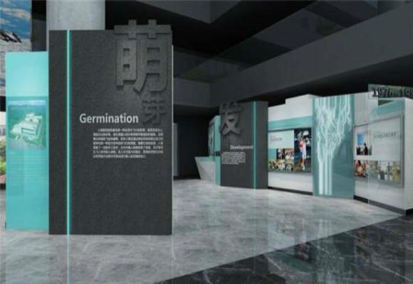 展厅设计公司根据具体时间长短要参照当时展厅设计