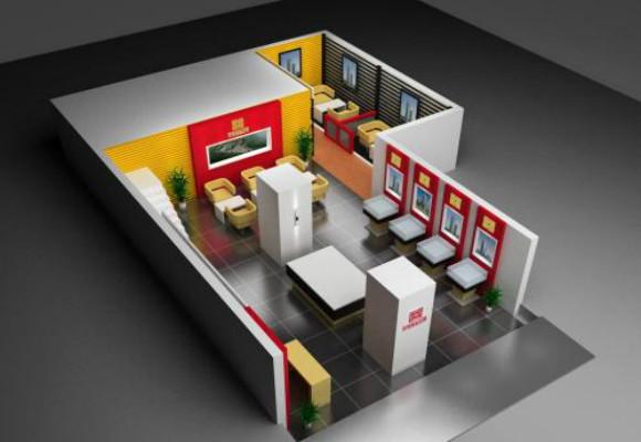 数字时代企业展厅设计应用与展会搭建和展览设计的关注