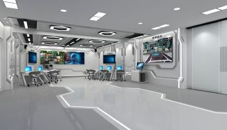 TCL教育科技展厅