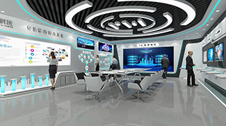 5G互联网展厅