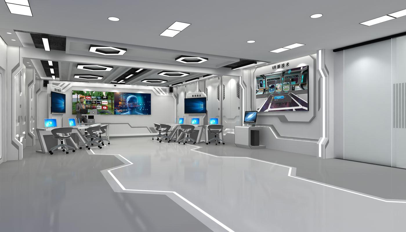 TCL教育科技展厅带你遨游太空仓