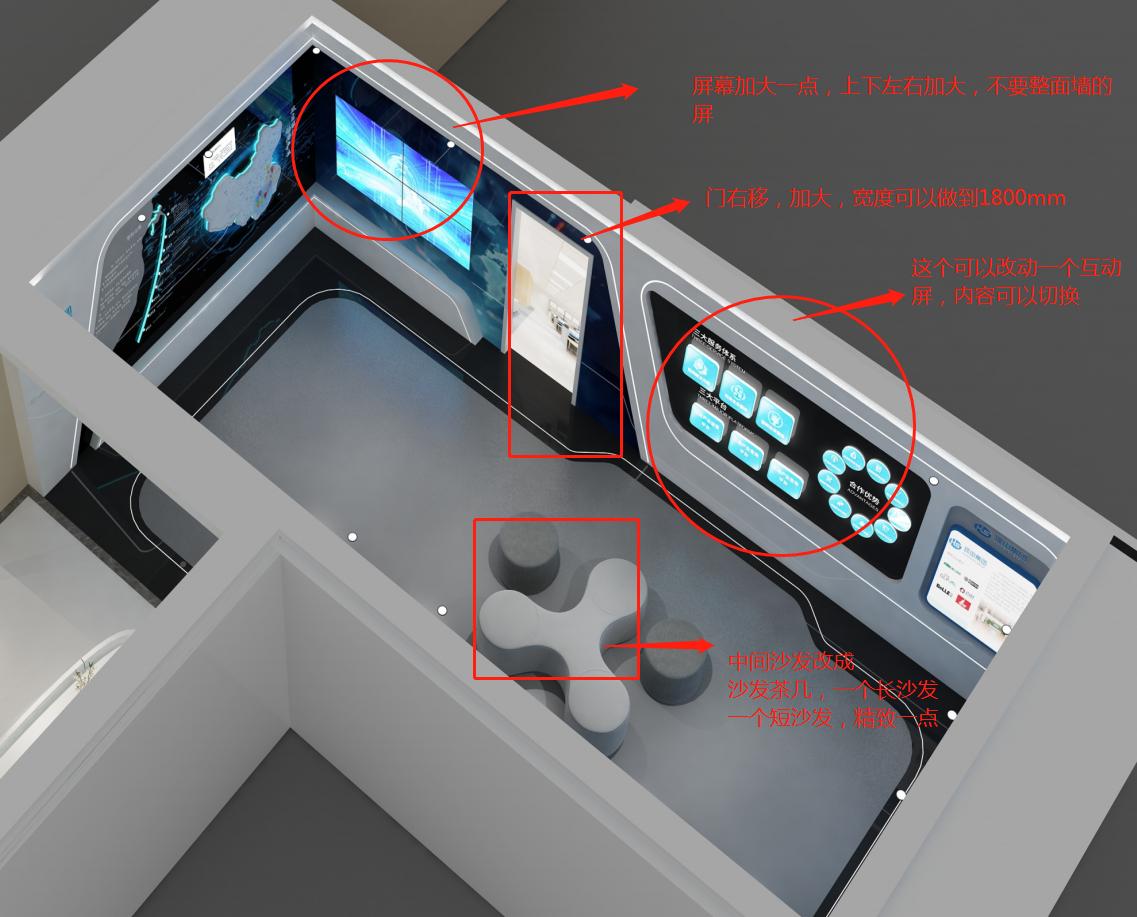 中国企业展厅设计的未来走向